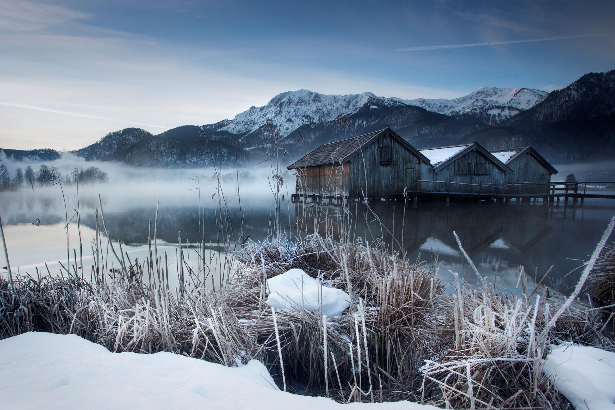Landschaftsfotografie Birgit Kindsmüller: Kochelsee