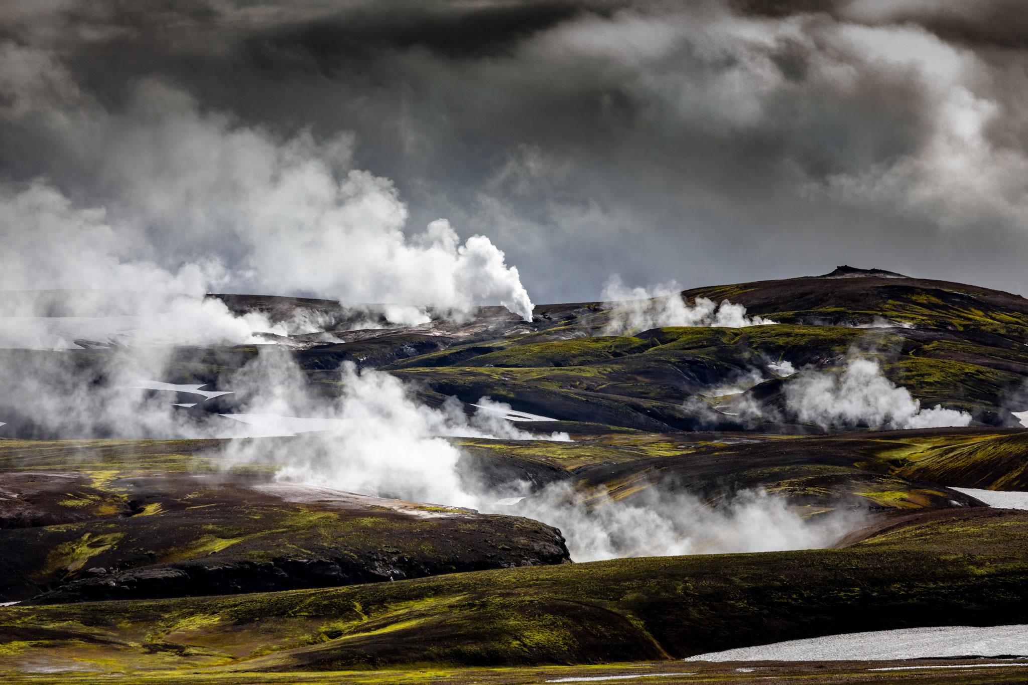 Landschaftsfotografie Peter Schreyer: Island