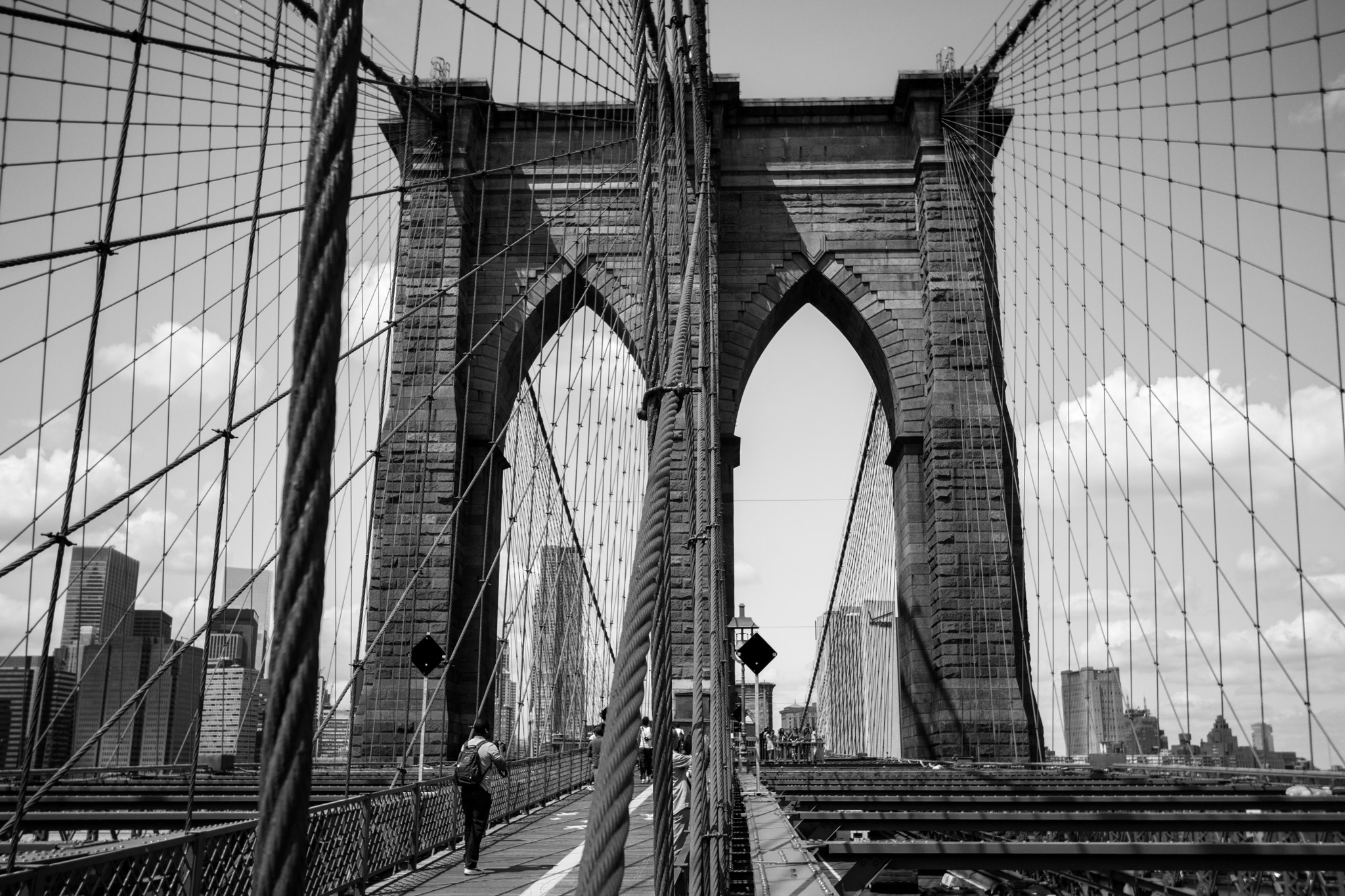 Brooklyn Bridge (Foto: Andreas Ochsenkühn)