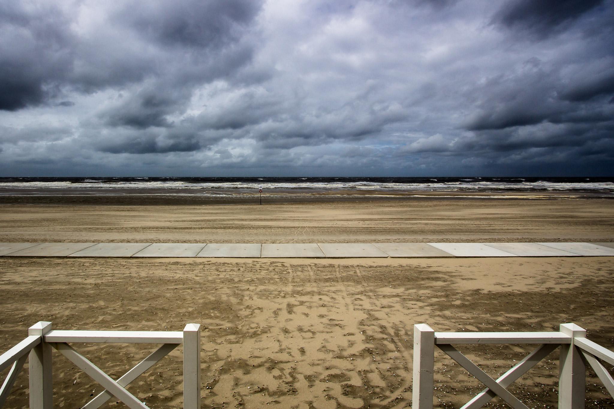 Kijkduin Strand (Foto: Andreas Ochsenkühn)