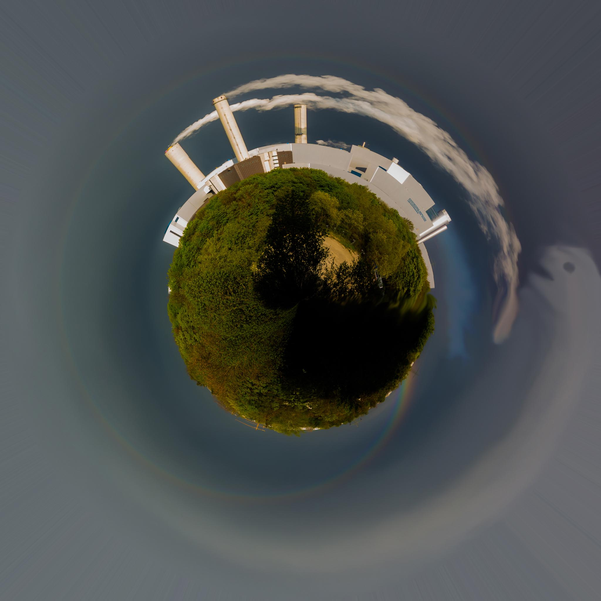 Experimentell Miniplanet HKW Unterföhring (Foto: Andy Ilmberger)