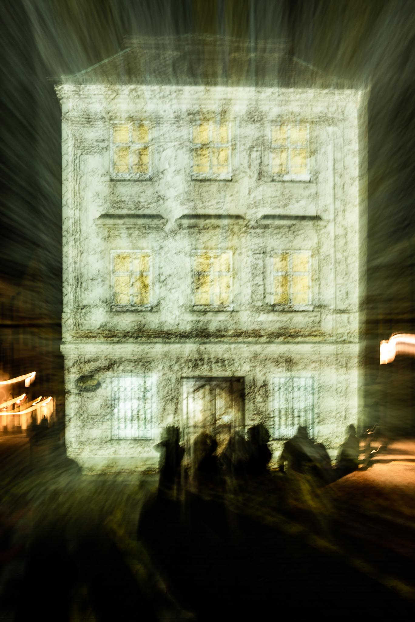 Experimentell Weilheim Gezoomte Lichtkunst (Foto: Andy Ilmberger)