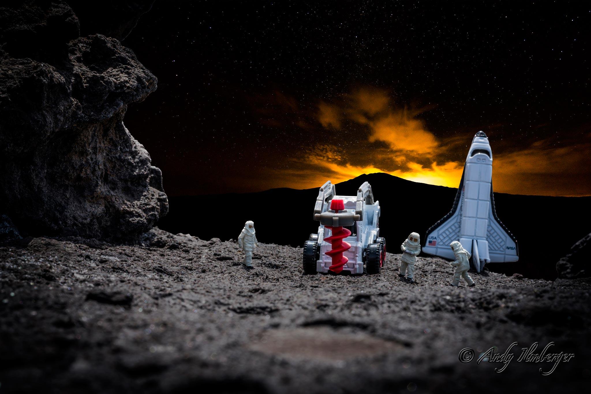 H0-Helden: Marsexpedition (Foto: Andy Ilmberger)