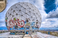 Lost Places Teufelsberg 01 (Foto: Andy Ilmberger)