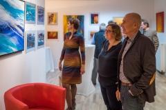 Impressionen von der Ausstellung (Foto: Andy Ilmberger)