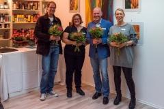 Ehrung und Dank an den FCW-Vorstand (Foto: Andy Ilmberger)