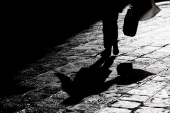 Schattengestalt (Foto: Birgit Rilk)