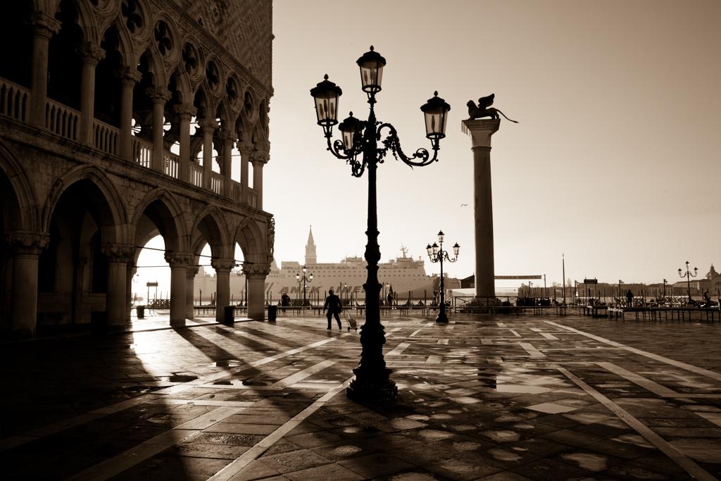 Venice lights (Foto: Birgit Rilk)