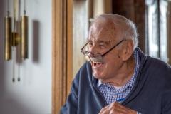 FotoclubWolfratshausen_A2_Schreyer Peter_Der alte Mann und die Zeit