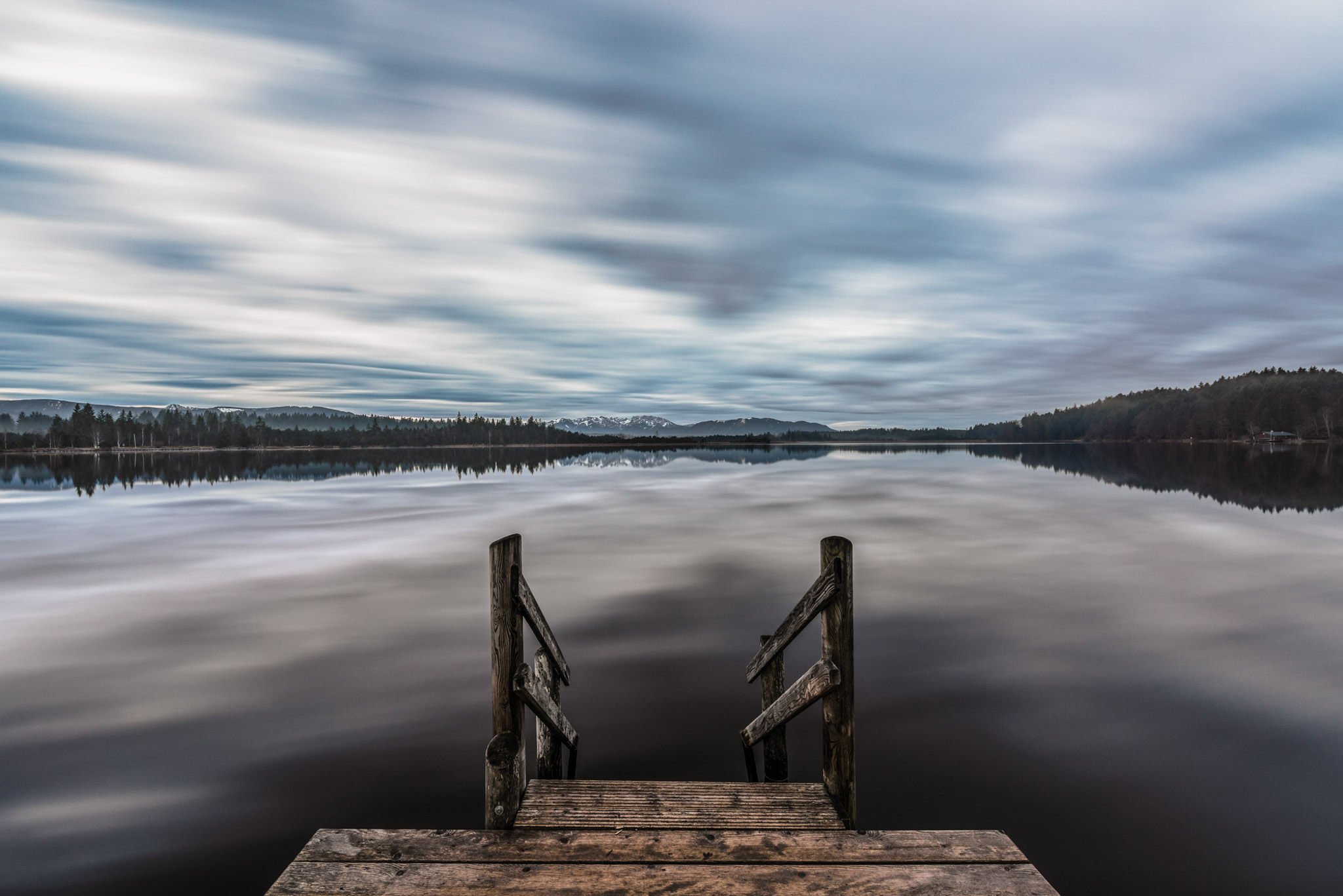Into the Lake (Foto: Niklas Neubauer)
