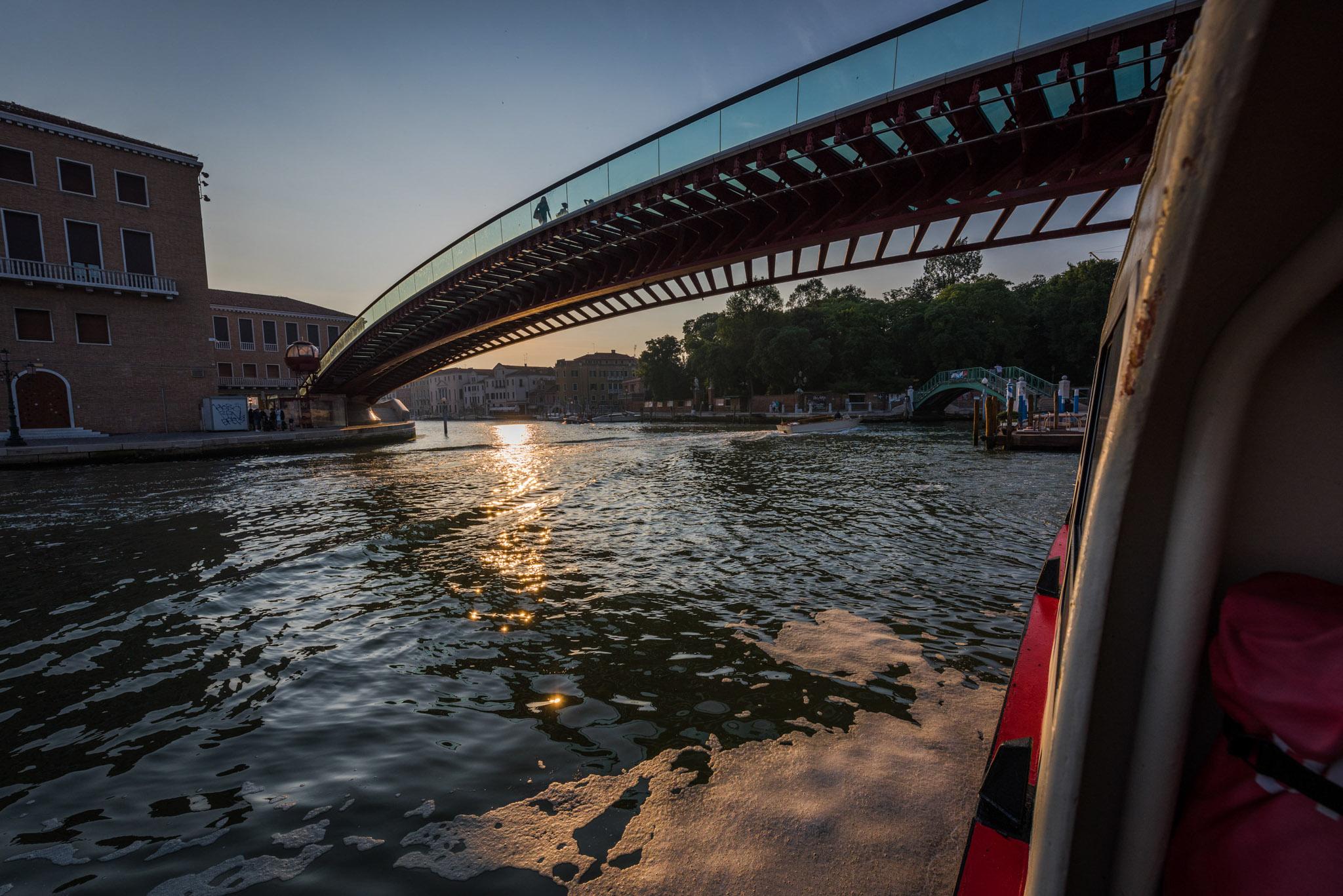 Auf dem Boot (Foto: Niklas Neubauer)