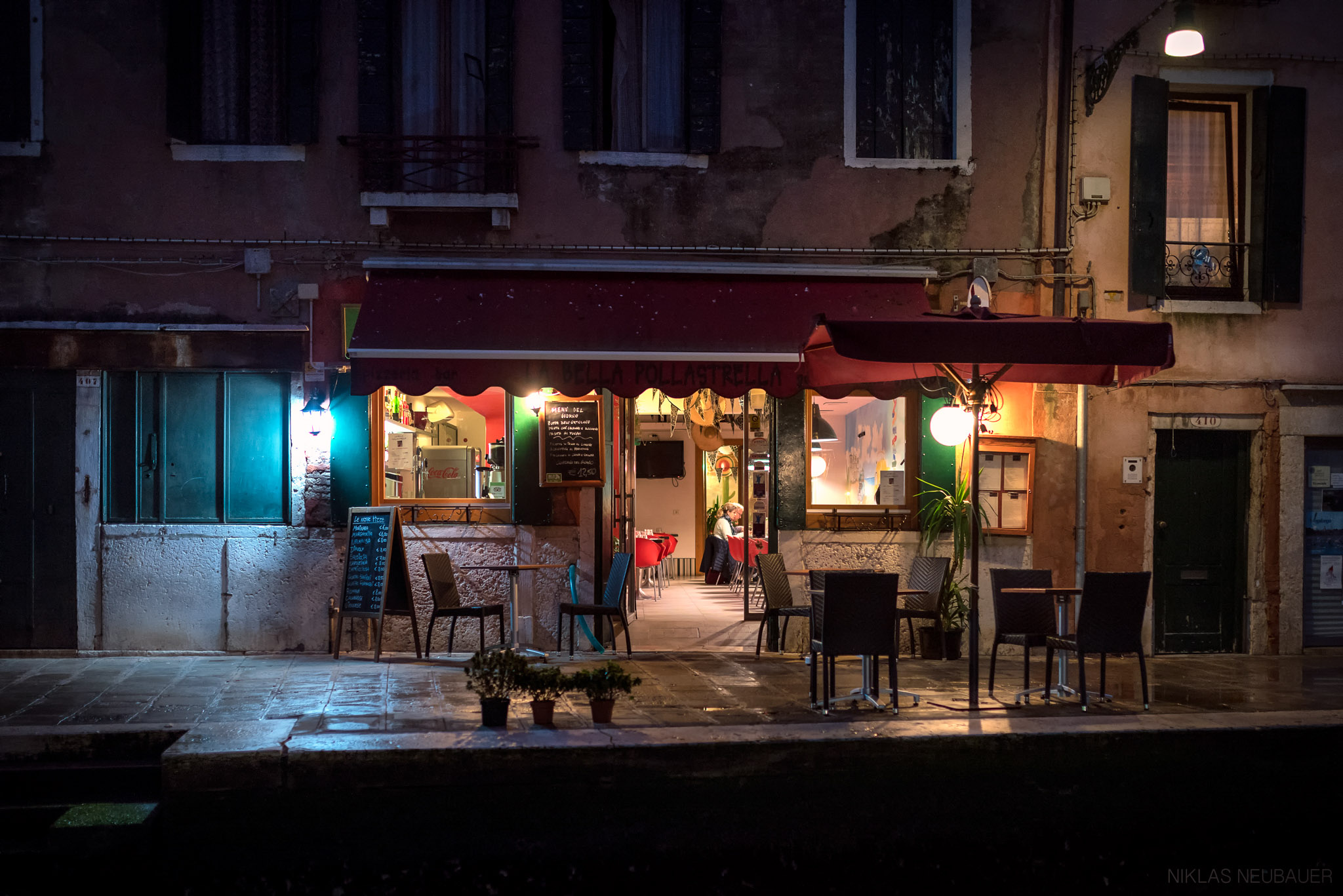 Italian Reastaurant (Foto: Niklas Neubauer)