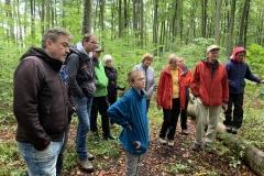 Pilz-Exkursion mit Peter Karasch (Foto: Sandra Ilmberger)