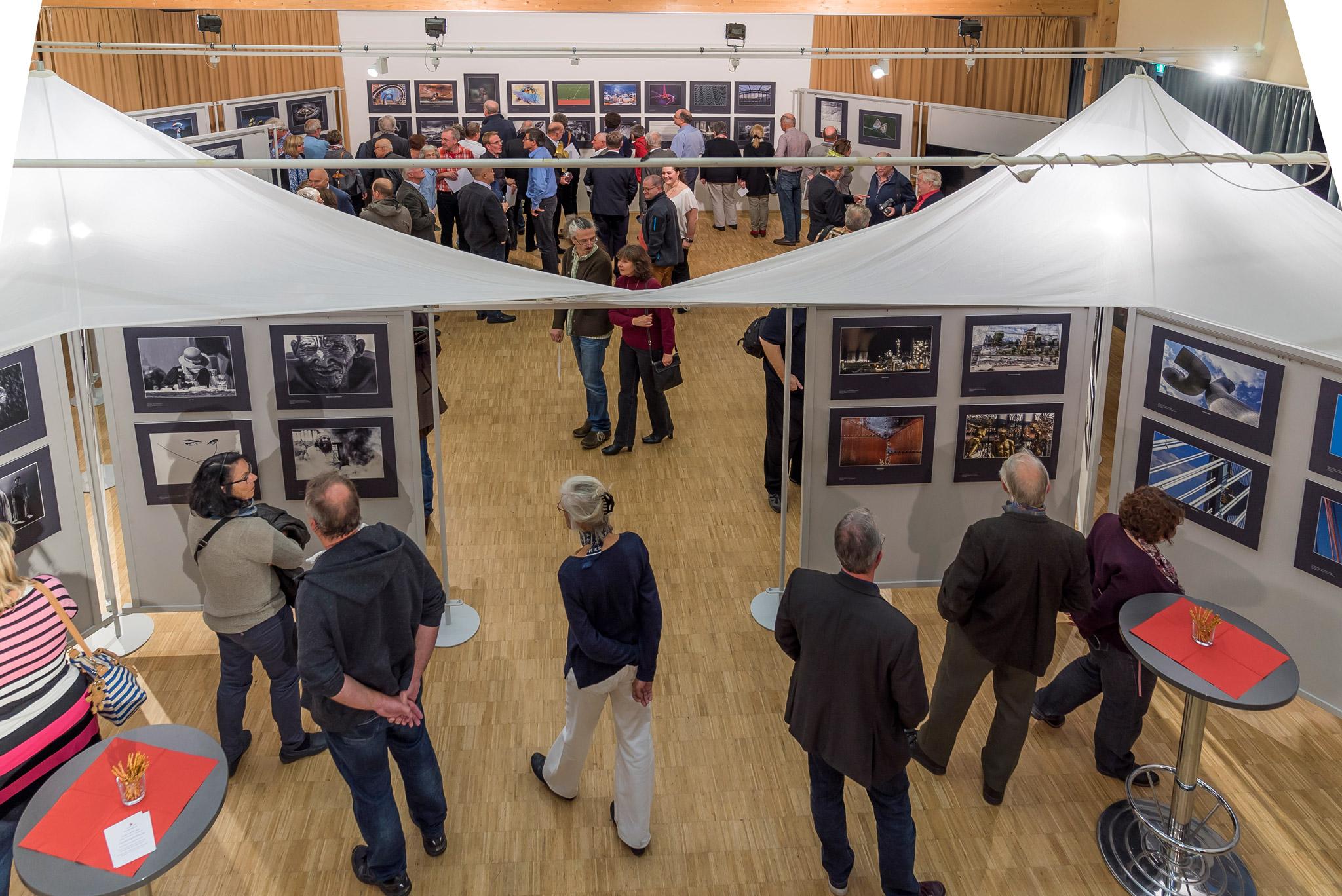 Regio 2017: Vernissage im Bürgerhaus Alling