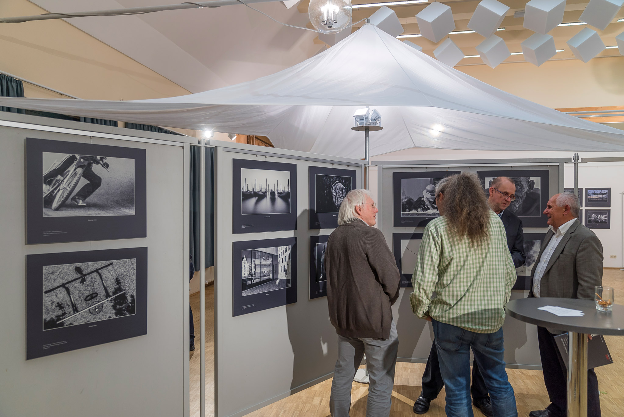Regio 2017: Impressionen von der Ausstellung im Bürgerhaus Alling