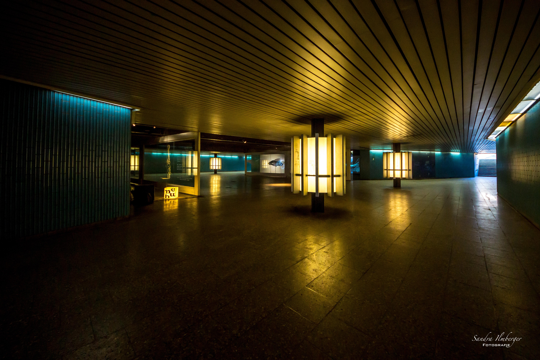 Kunst im Untergrund (Foto: Sandra Ilmberger)