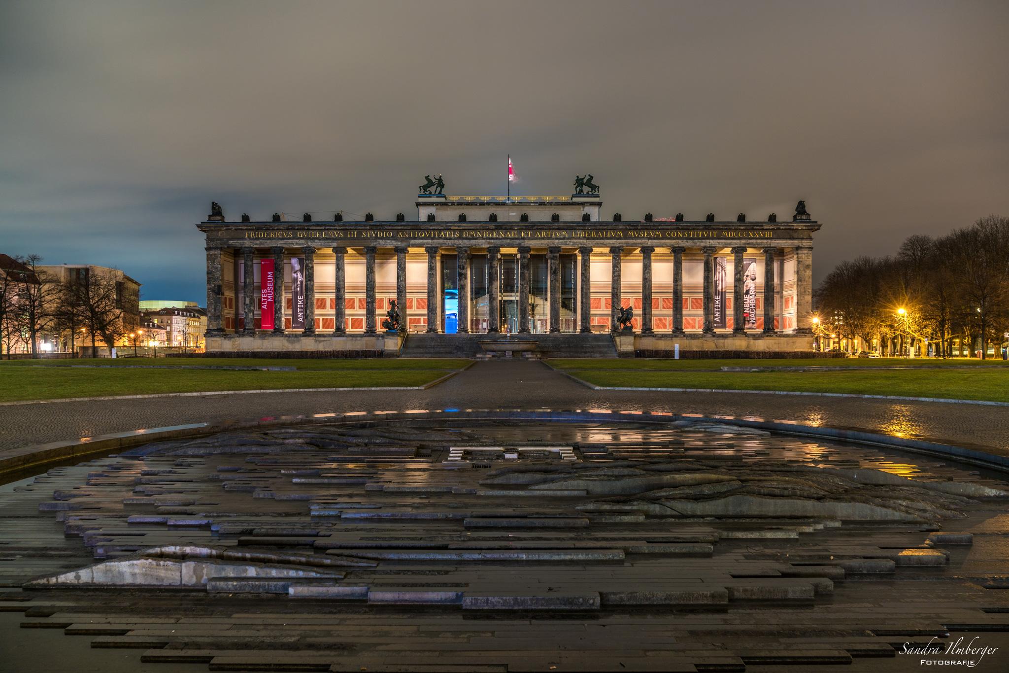 Nachts am Museum (Foto: Sandra Ilmberger)
