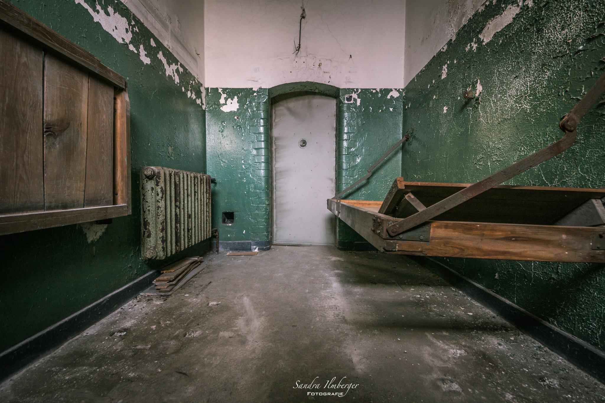 Zwei-Bett-Zelle (Foto: Sandra Ilmberger)