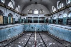Das Schwimmbad (Foto: Sandra Ilmberger)