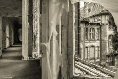 Renovierungsbedürftig (Foto: Sandra Ilmberger)