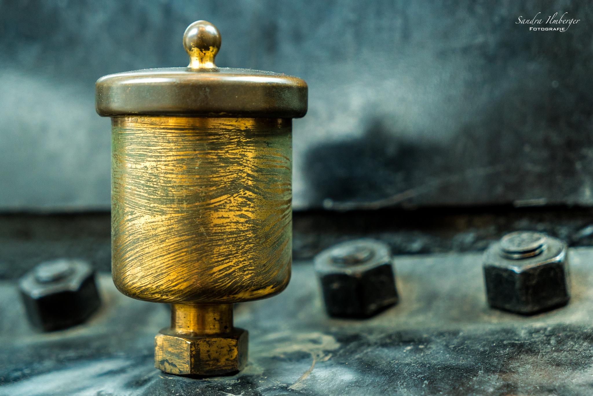 Gold und Stahl (Foto: Sandra Ilmberger)