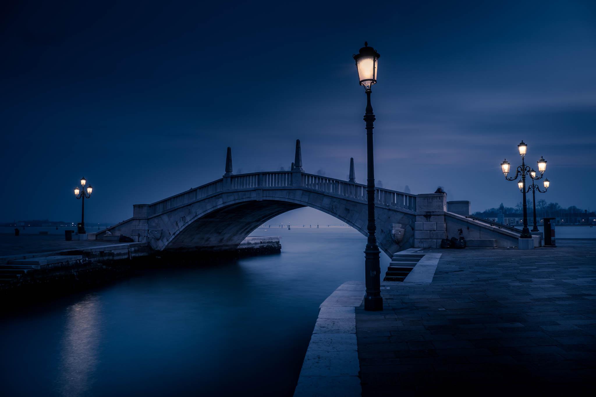 1. Platz Wettbewerb Nachtfotografie: Birgit Rilk