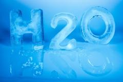 Stillleben H2O - Wasser (Foto: Andy Ilmberger)
