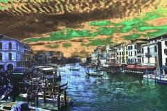 Venedig surreal von David Walker