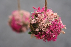 Blumenkugel von Tanja Schulte