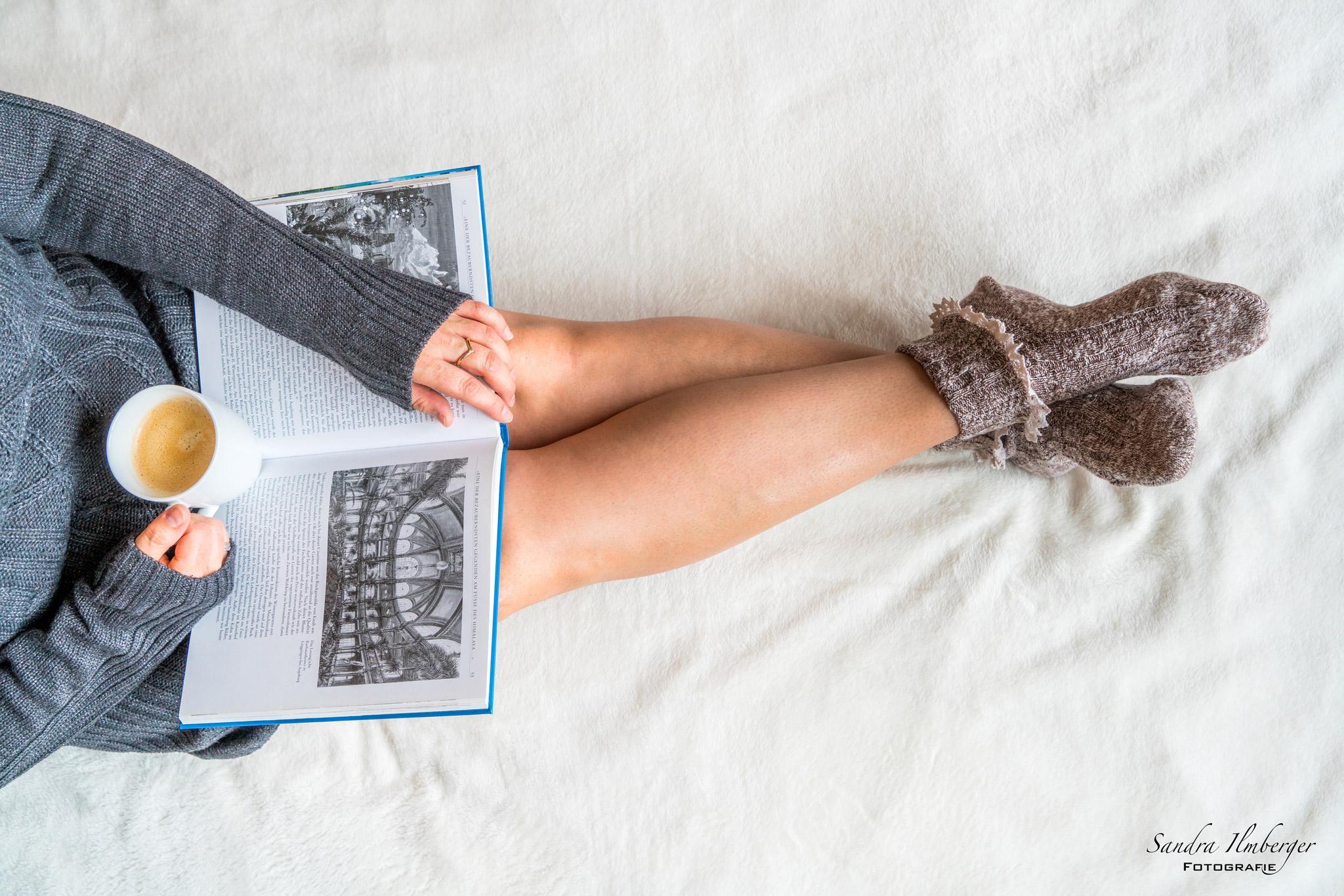 LeseratteAusgangsbeschränkung und Schmuddelwetter laden doch zum Lesen ein (von Sandra Ilmberger)
