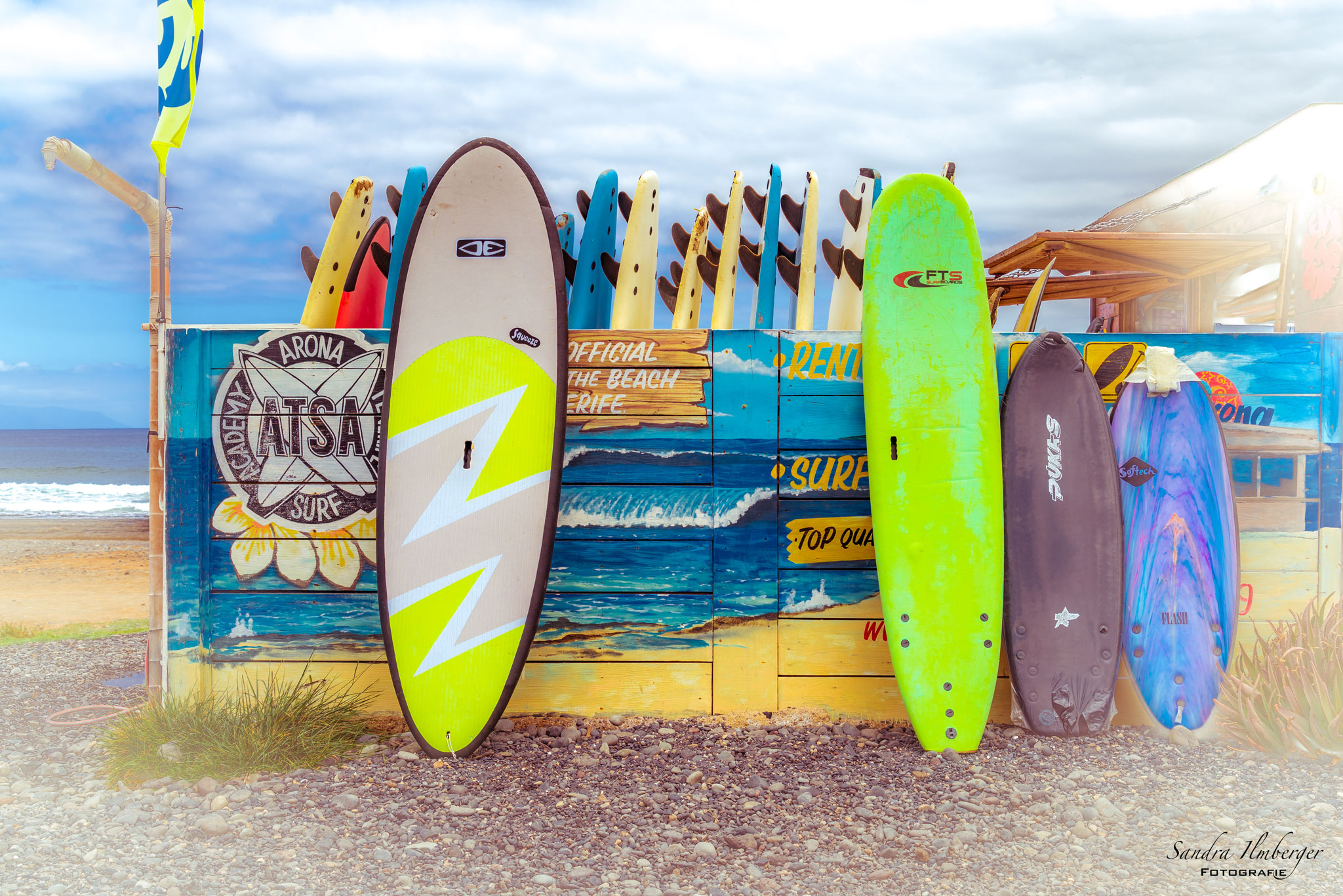 Surfschule von Sandra Ilmberger