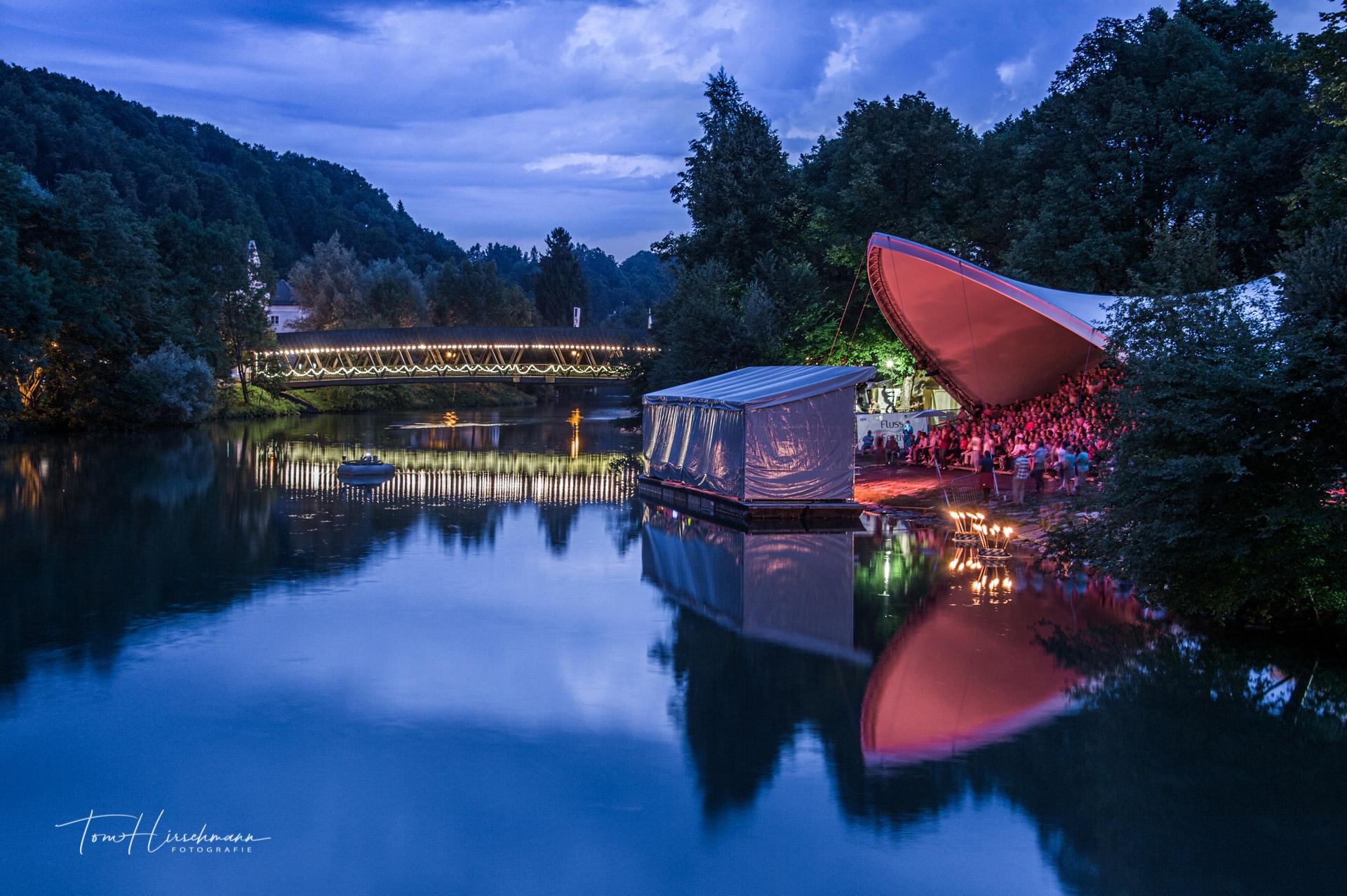 Wolfratshausen Flussfestival 2019 von Thomas Hirschmann