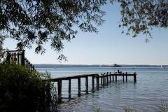 Chillen am Starnberger See von Johannes Schlandt