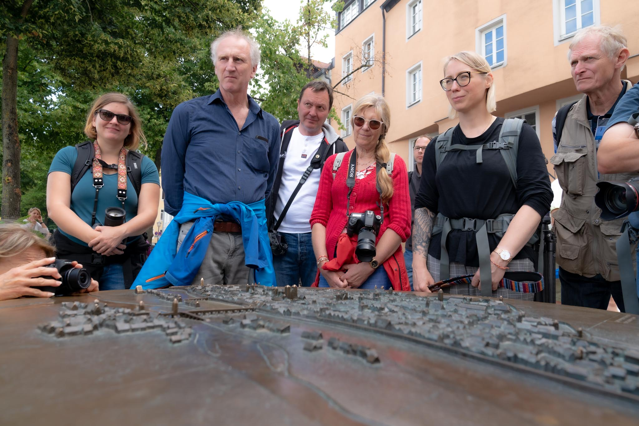 Hinter den Kulissen: Stadtführung in Regensburg (Foto: Andy Ilmberger)