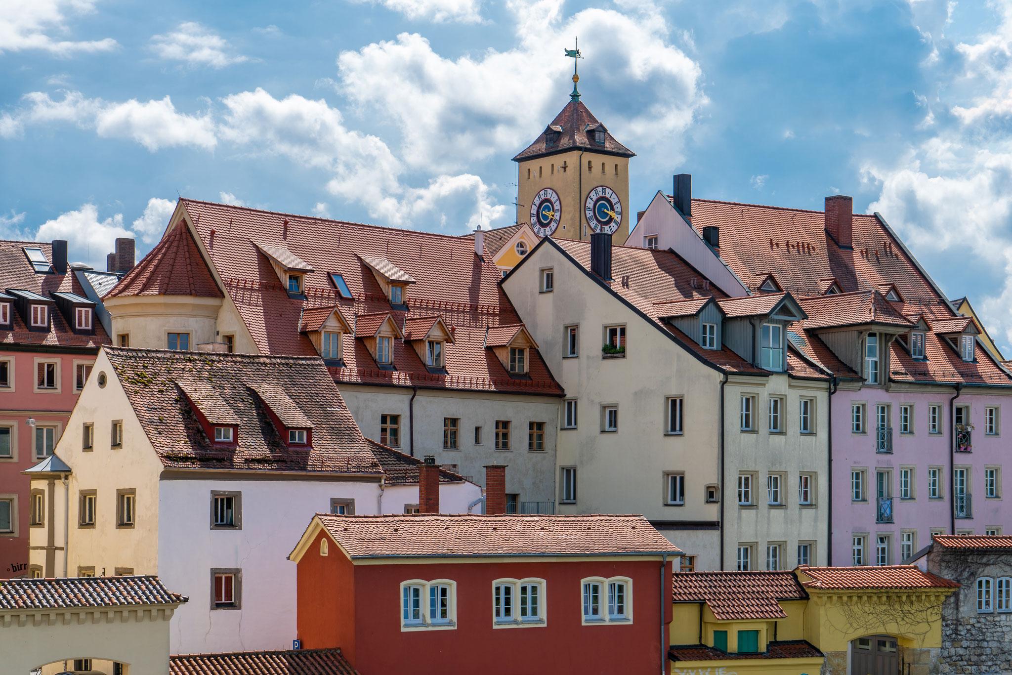 Malerisches Regensburg (Foto: Sandra Ilmberger)