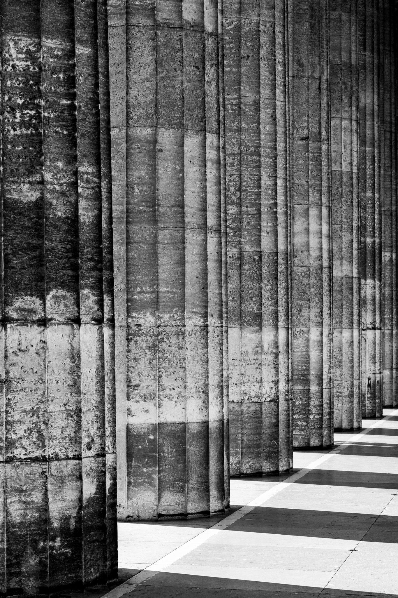 Säulen der Erde (Foto: Sandra Ilmberger)