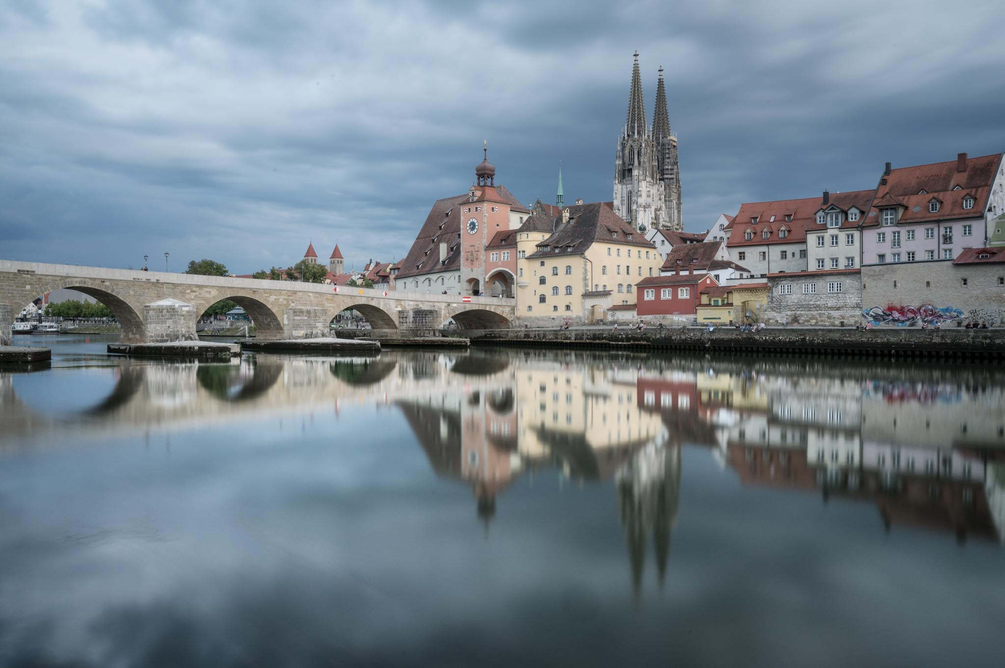 Regensburg (Foto: Tom Hirschmann)
