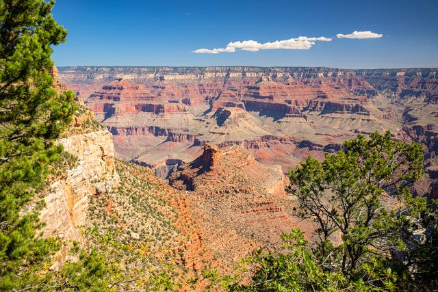 Grand Canyon, South Rim (Foto: Klaus Rühling)