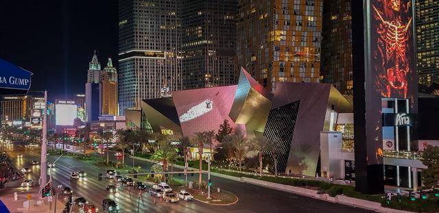 Night Scene in Las Vegas (Foto: Klaus Rühling)