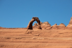 """Delicate Arch"" im Arches Nationalpark (Foto: Klaus Rühling)"