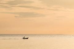 Morgendämmerung in Thailand (Foto: Birgit Rilk)