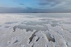 Salzsee im Afar-Dreieck (Foto: Peter Schreyer)