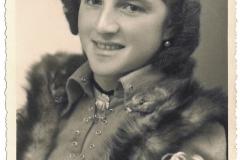 Portrait in den 50er Jahren