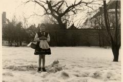 Portraitaufnahme in den 60er Jahren