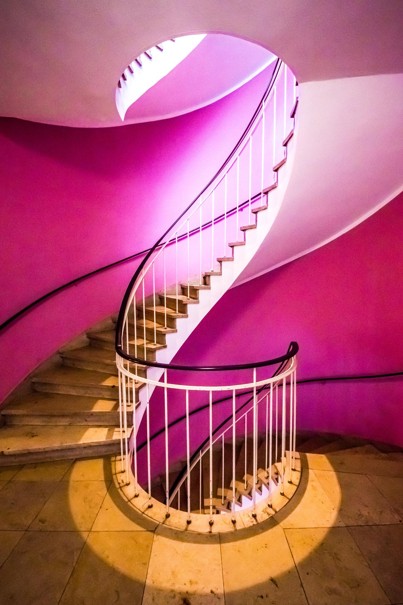 Farbwelten: Pink (Foto: Sandra Ilmberger)