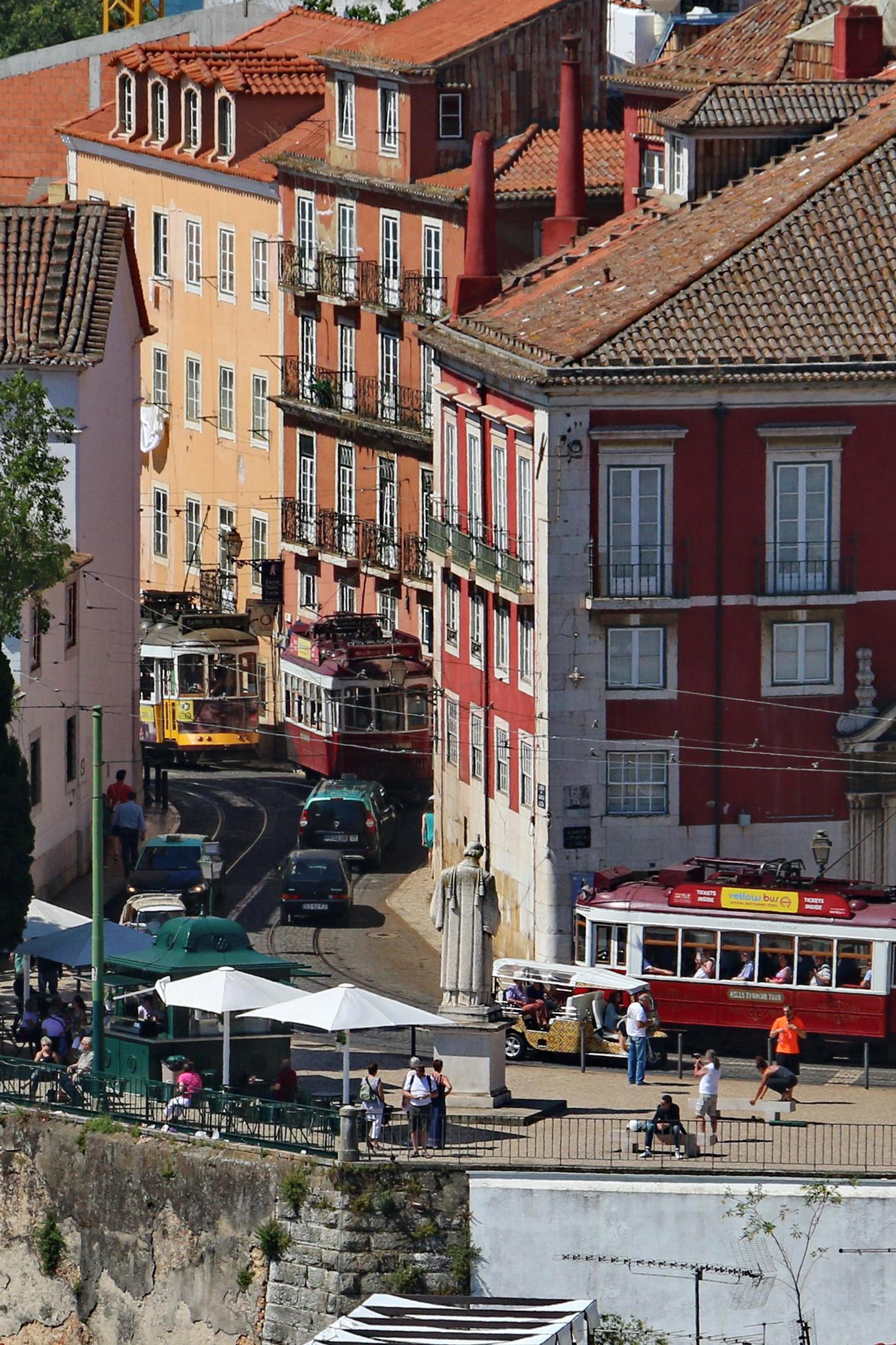 Lissabon (Foto: Klaus-Peter Volkmann)