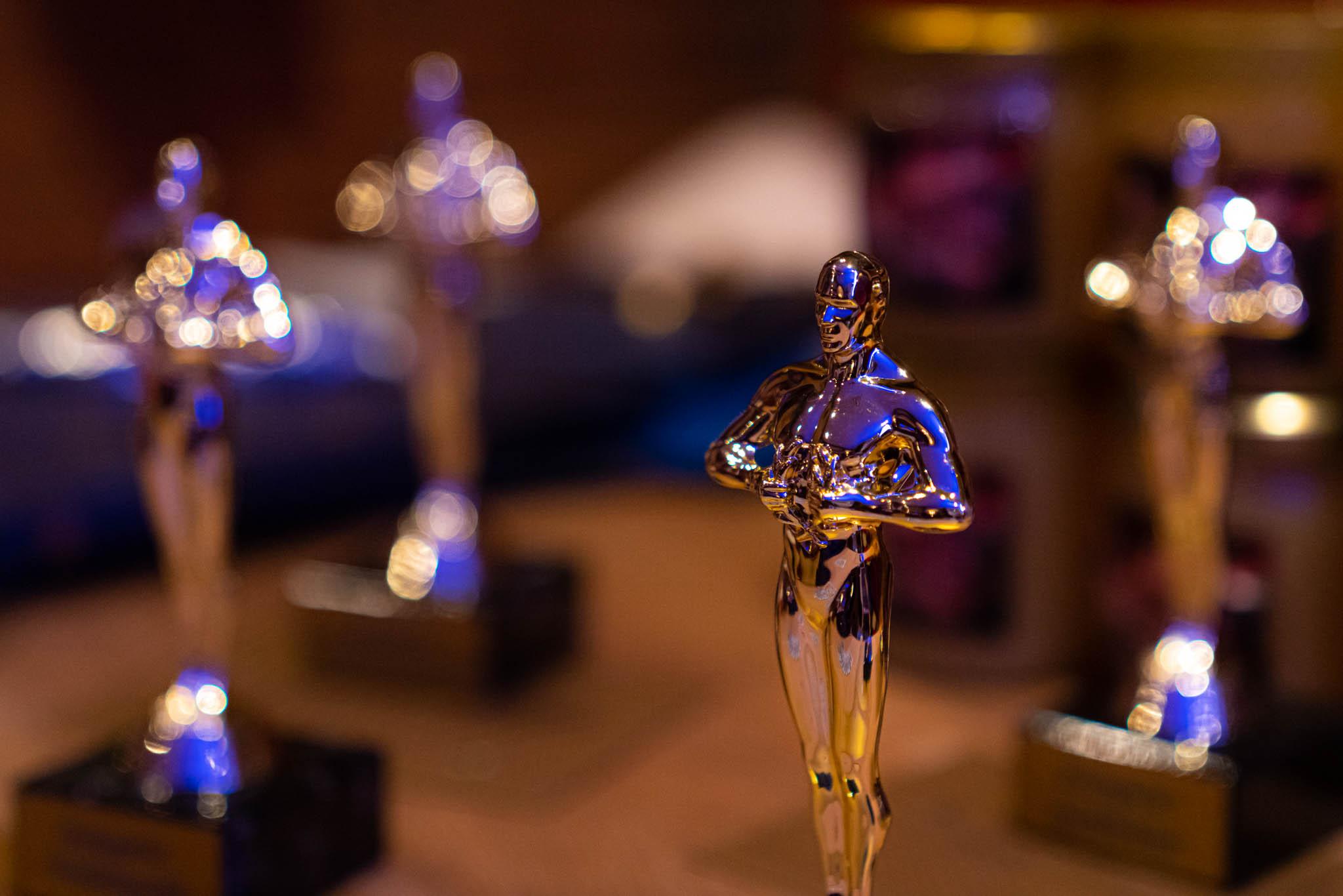 Oscars - nicht nur in Hollywood hoch begehrt - (c) Andy Ilmberger