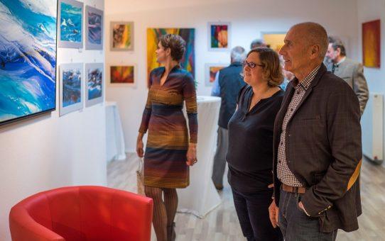"""Die Ausstellung """"Klick & Klecks"""""""