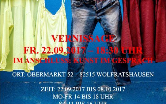 """Ausstellung """"Gelb Blau Rot"""" des Fotoclub Wolfratshausen"""