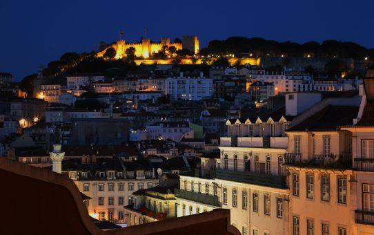 Stadt am Meer – Lissabon